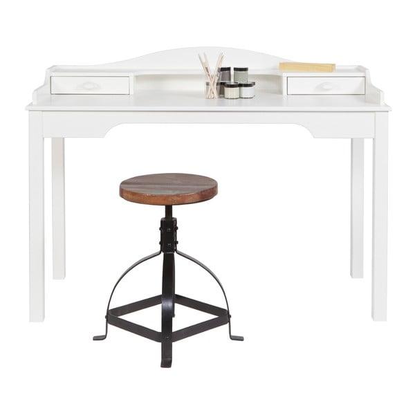 Pracovní stůl Joy, bílý