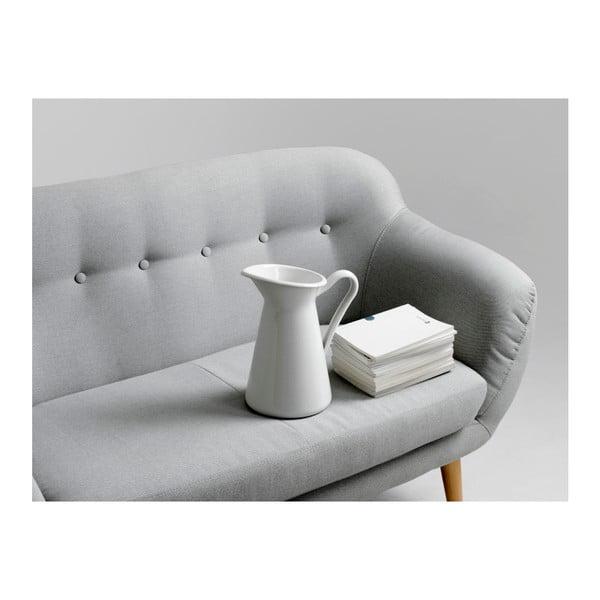 Canapea cu 2 locuri Custom Form Marget, gri