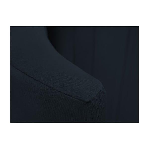 Čelo postele v námořnické modré Cosmopolitan design Vegas, 140x120cm