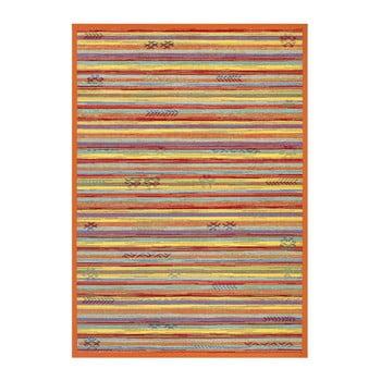 Covor reversibil Narma Liiva Multi, 200 x 300 cm, portocaliu imagine