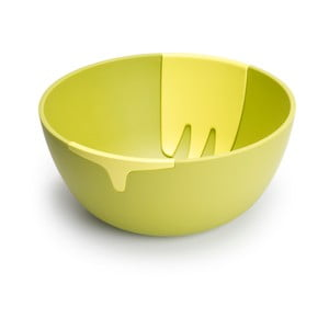 Salátová mísa, Hands On, zelená/zelená