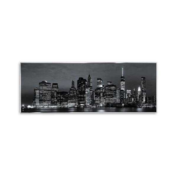 Obraz na płótnie Styler Silver City, 152x62 cm