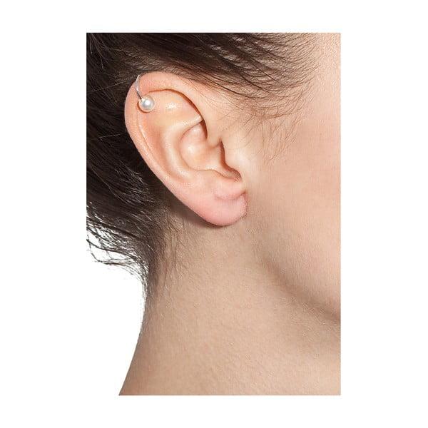 Aida ezüstszínű fülbevaló - NOMA