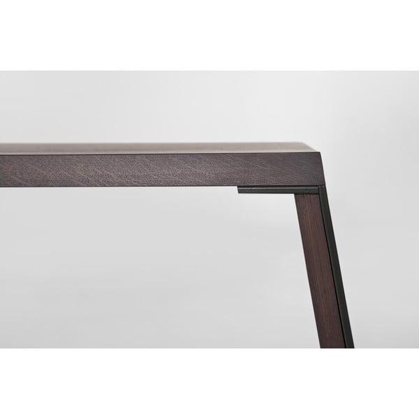 Jídelní stůl z masivu E-klipse AL2, 180cm