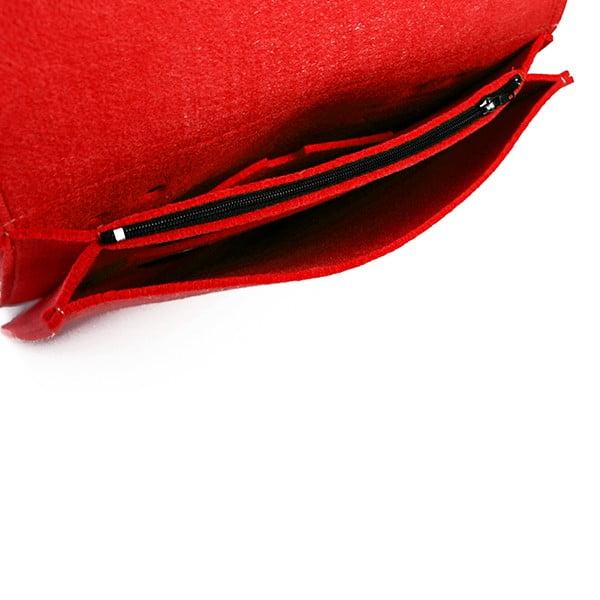 Taška PAYYA M, červená