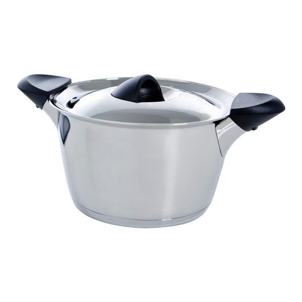 Nerezový hrnec BK Cookware Q-linair Classic, 20 cm
