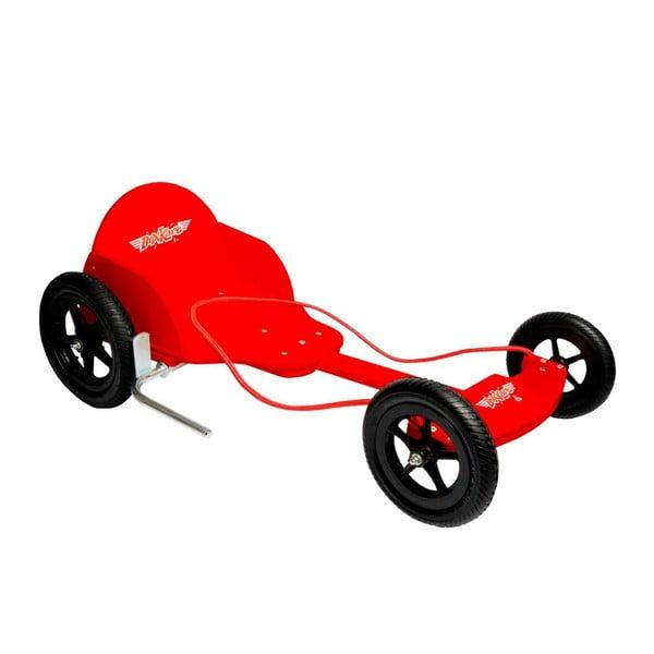 Vozítko Red boxkart