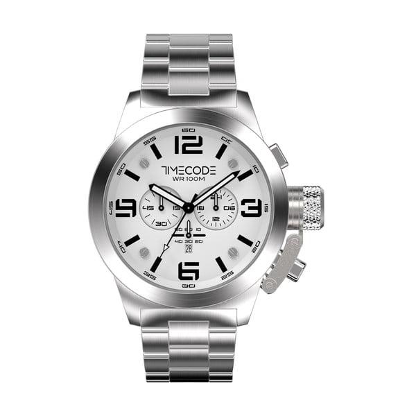 Pánské hodinky WTO 1994, Metallic/White