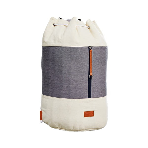 Sac multifuncțional Karup Design Roadie White/Grey