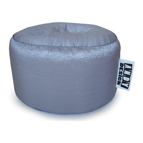 Taburet, velký (nylon šedý)