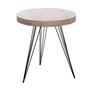 Stolek Retro Table Met, 55 cm