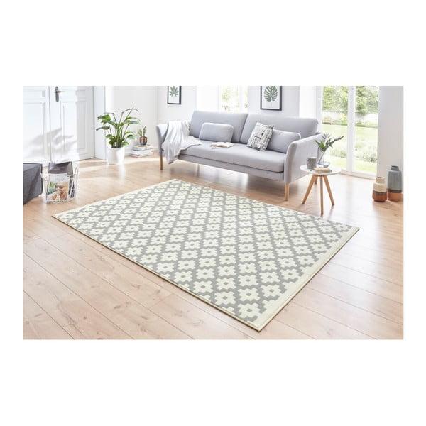 Šedý koberec Hanse Home Celebration Raggo, 160 x 230 cm