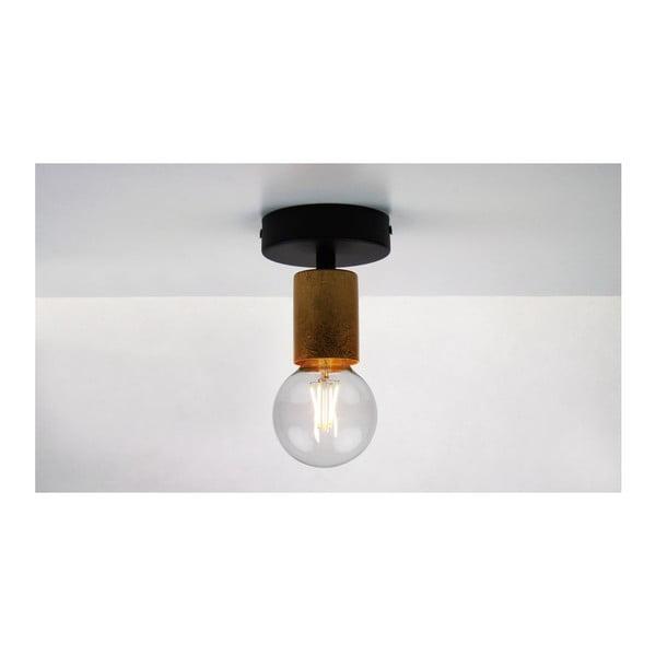 Stropní svítidlo ve zlaté barvě Bulb Attack Cero