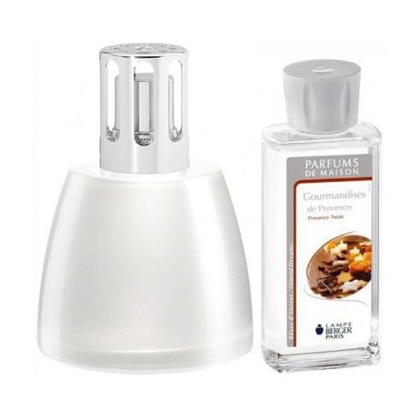 Katalytická lampa Spirit White + Cukroví z Provence 180 ml