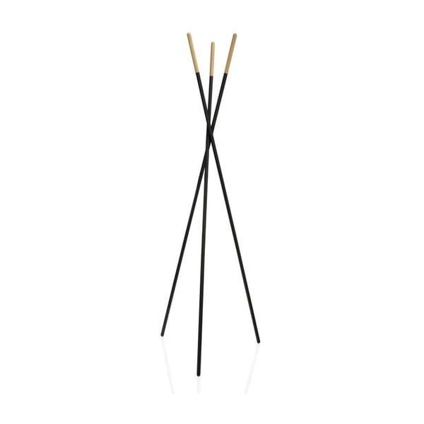 Věšák Black Wood, 172 cm
