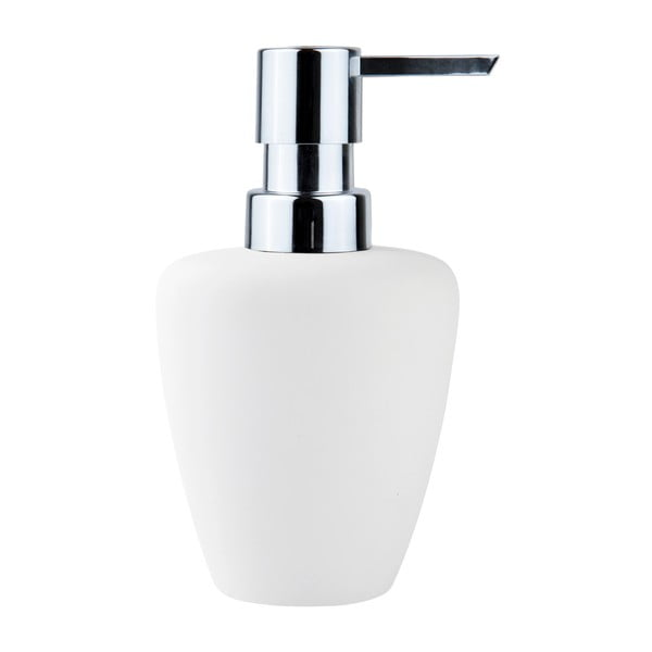 Dozator săpun lichid Zone Soft, alb
