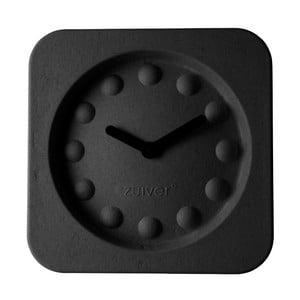 Ceas de perete Zuiver Pulp Square, negru