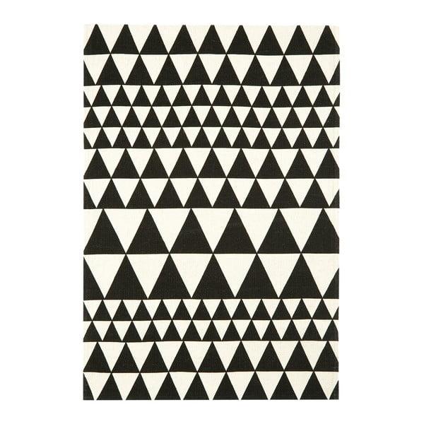 Koberec Onix Black, 160x230 cm