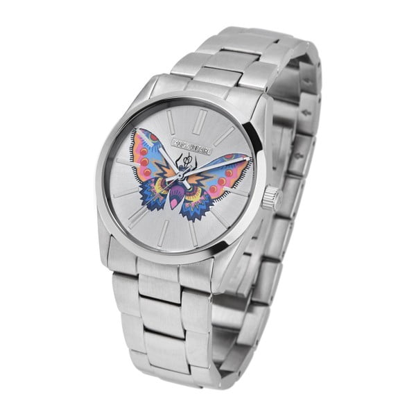 Dámské hodinky stříbrné barvy Zadig & Voltaire Butterfly