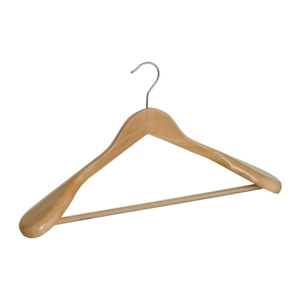 Umeraș din lemn pentru haine Wenko Shaped Hanger Exclusive