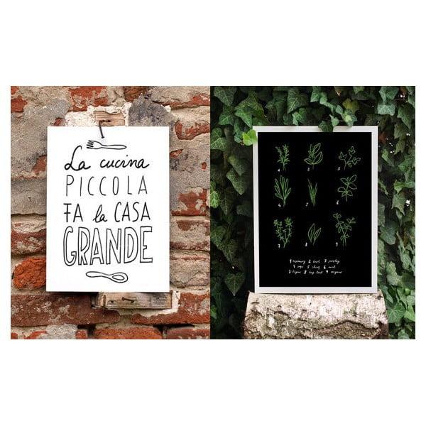 Plakát La Cucina