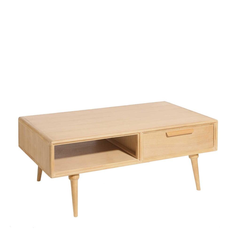 Konferenční stolek z jedlového dřeva Tropicho