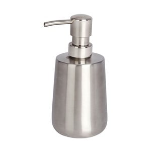 Ocelový dávkovač na mýdlo ve stříbrné barvě Wenko Solid