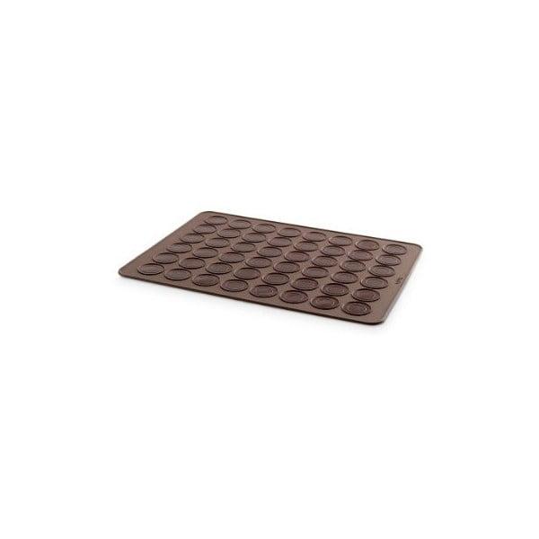 Silikonová pečící podložka na makronky Macaron, 40x30 cm