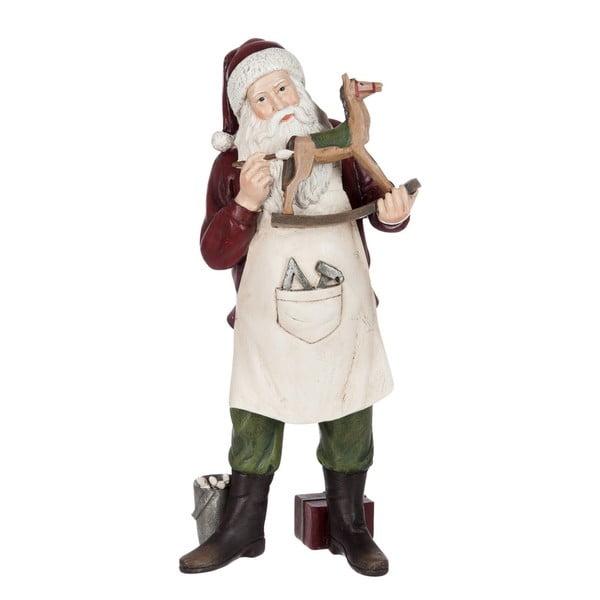 Dekorace Santa Claus, 31 cm