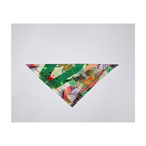 Módní šátek Velvet Atelier Kaleidoscopic, 55 x 55 cm