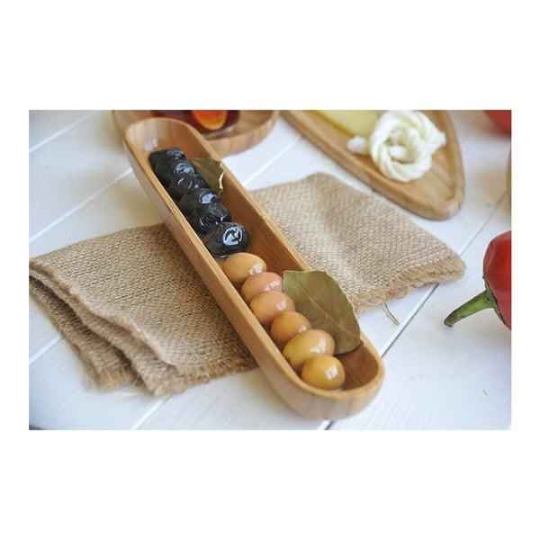 Bambusová miska na olivy Bambum Luiz