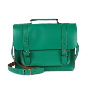 Kabelka Boho Briefcase, zelená