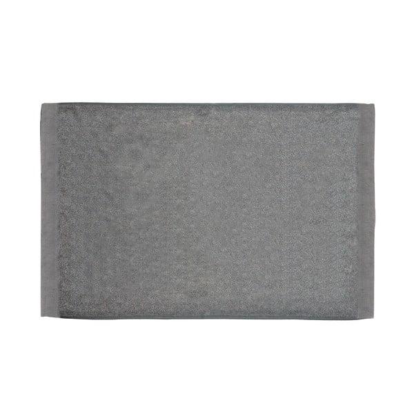Koupelnová předložka 50x80 cm, šedá