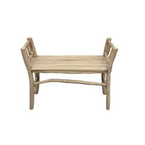 Lavice z teakového dřeva HSM collection Bench Pank