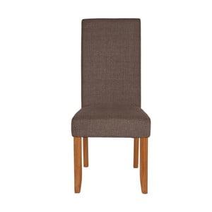 Jídelní židle Upholstered Brown