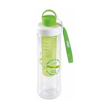 Sticlă de apă cu filtru Snips Infuser, 750 ml, verde de la Snips