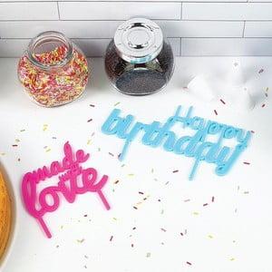 Dortový nápis Cake Banner