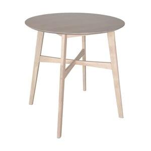 Dřevěný barový stolek RGE William
