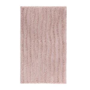 Tmavě růžová koupelnová předložka Aquanova Taro, 60x 100cm