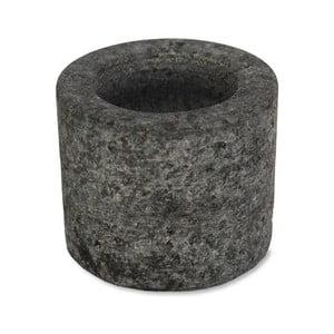 Žulový svícen Garden Trading Granite, ⌀6,2cm