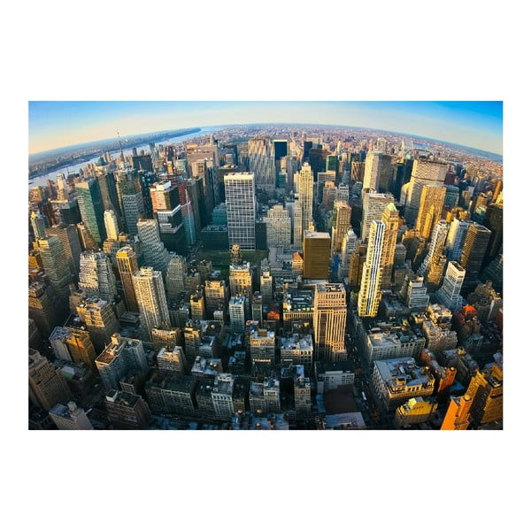 Vinylový koberec NYC, 52x75 cm