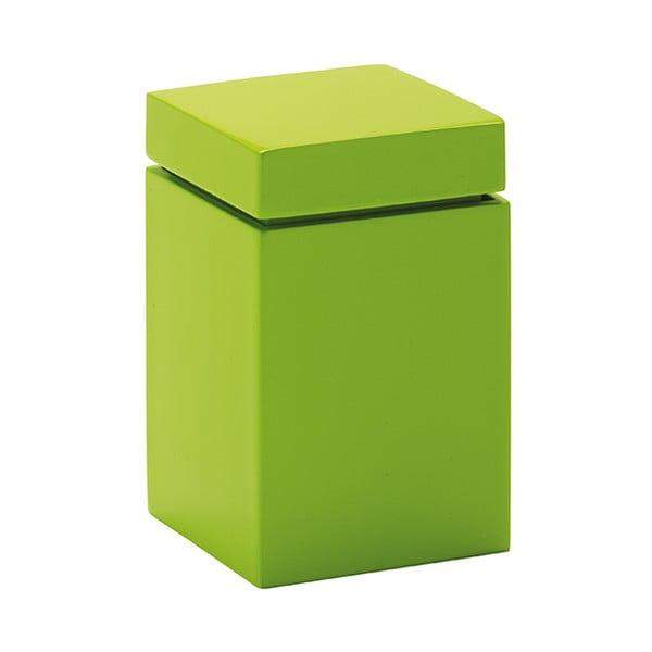 Kosmetická dóza Taco, zelená