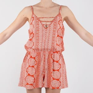 Plážový jumpsuit Print, vel. M