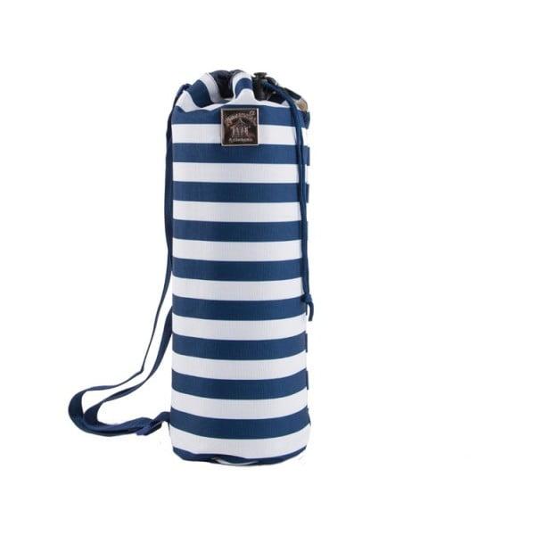 Tmavě modrá pikniková deka Summerhouse Coastal
