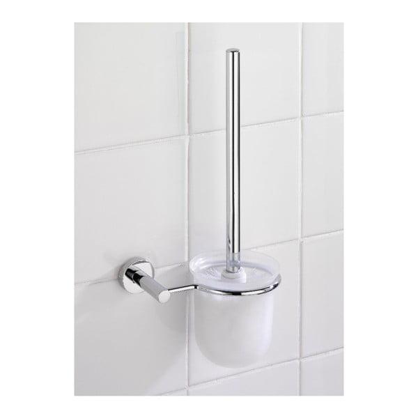 Samodržící stojan s toaletním kartáčem Wenko Power-Loc Elegance