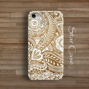 Obal na iPhone 4/4S Thai White