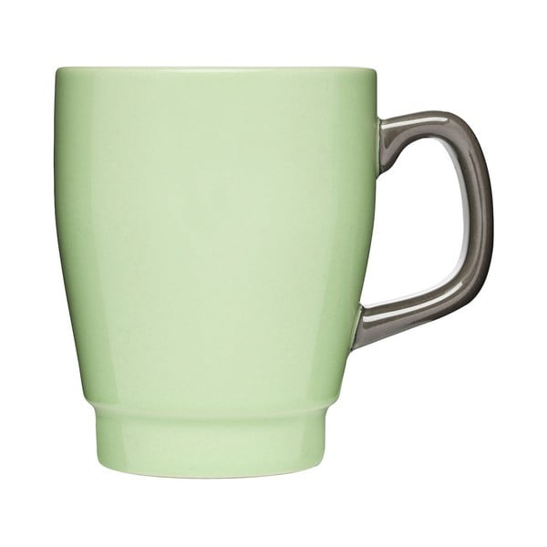 Cană Sagaform Pop, 0,35 l, verde
