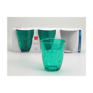 Set skleniček Ercole Blue, 3 ks