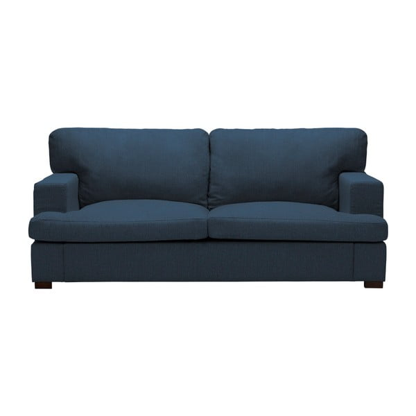 Niebieska sofa 2-osobowa The Classic Living Daphne