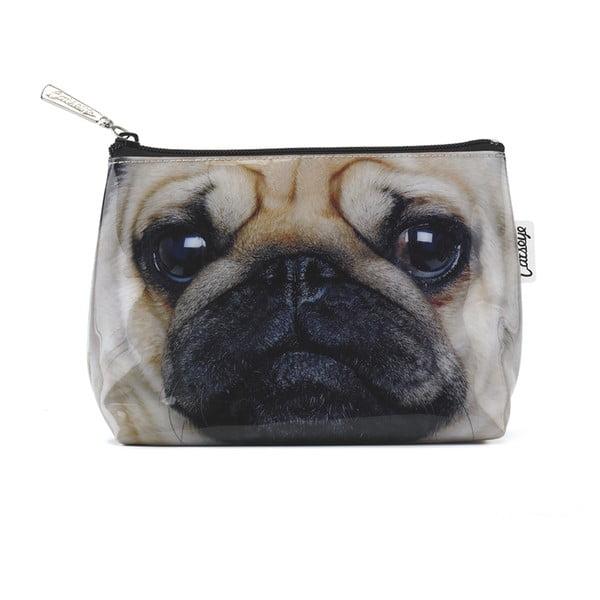 Malá kosmetická taška Pug